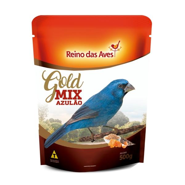 Azulão Gold Mix 500g