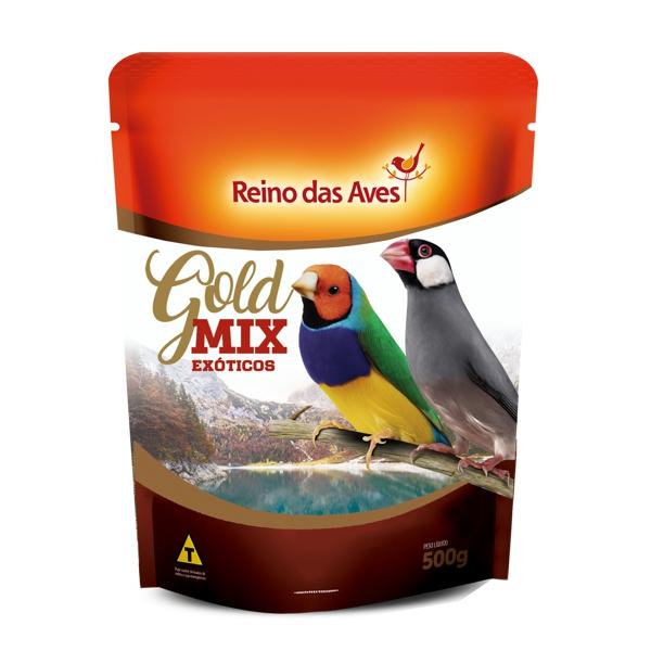 Exóticos Gold Mix 500g