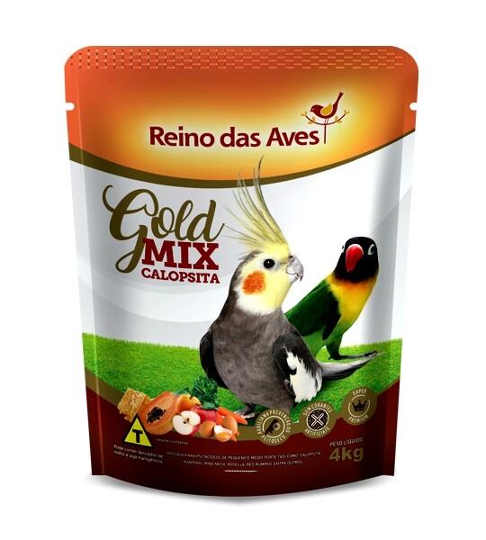 Calopsita Gold Mix 4kg