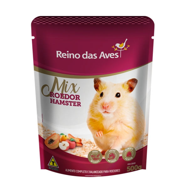 Hamster Mix Roedor 500g