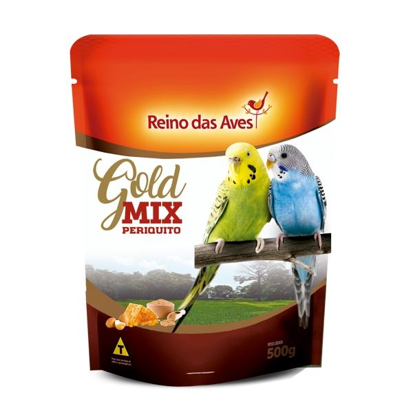 Periquito Gold Mix 500g