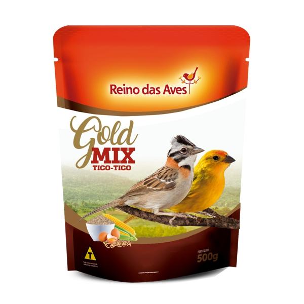 Tico Tico Gold Mix 500g