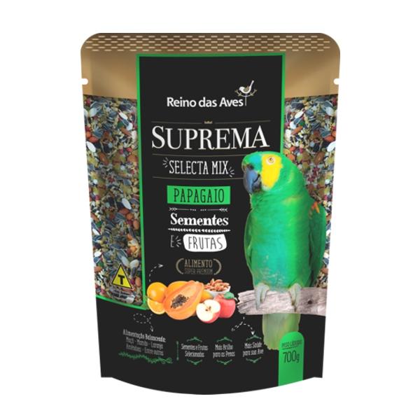 Suprema Papagaio 700g