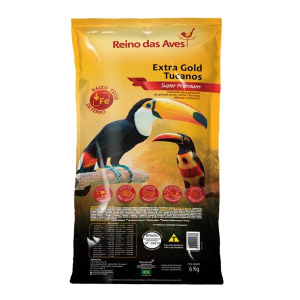 Extra Gold Tucanos 6kg