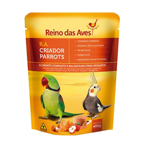 RA Criador Parrots 400g