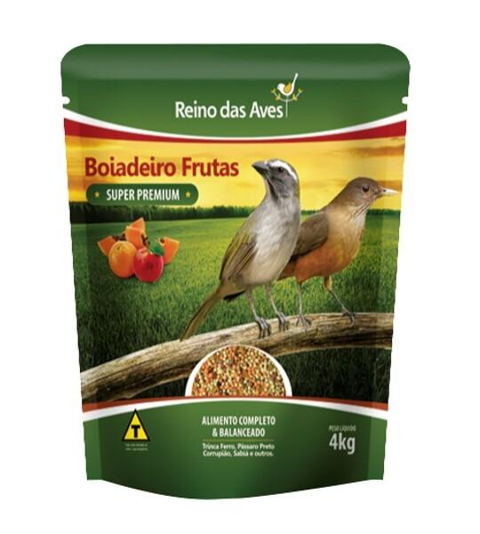 Boiadeiro Frutas Premium 4kg