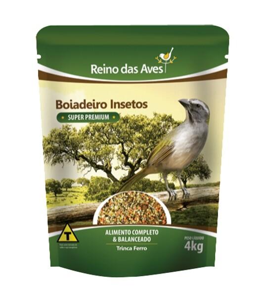 Boiadeiro Insetos Premium 4kg