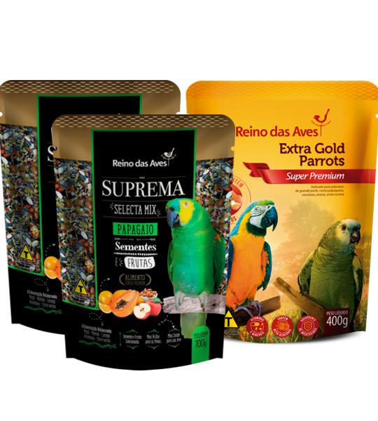 Combo Suprema Papagaio