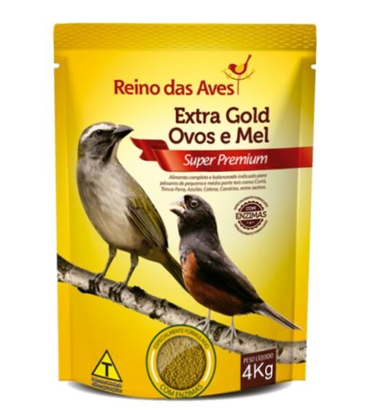 Extra Gold Ovos e Mel 4kg