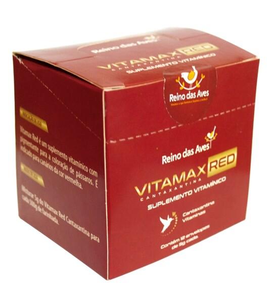 Vitamax Red 60g