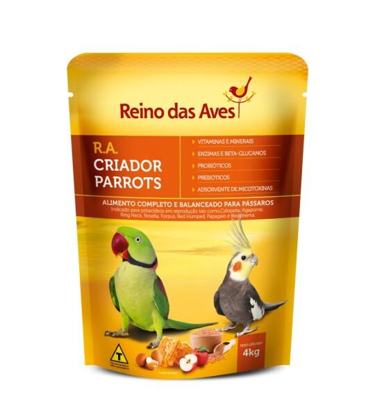 RA Criador Parrots 4 kg